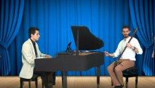 Ney Ve Piyano Konseri Hicaz Peşrevi Refik Fersan Ve Es Selam Ey Ahmedi Muhtar Sufi Müzik Neyzen Nota