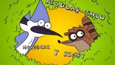 Regular Show Küfürlü - Bölüm 1 - (Sürekli Dizi)
