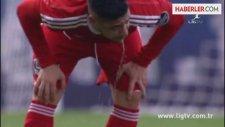 Sivassporlu Cicinho, Kasımpaşa Maçında Kustu