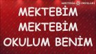 Mektebim Okulları Marşı Karaoke Do Majör Şarkı Sözü Lyrics Playback