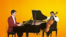 Viyolonsel Piyano İle 2 Eser Birlikte Selatü Ümmiye - Tuti Mucize Guyem Piyanist Çello Cello Nur Ses