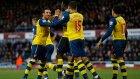 West Ham 1-2 Arsenal - Maç Özeti (28.12.2014)