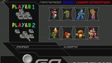 2 Kişilik Mario Dövüş Oyununun Tanıtım Videosu