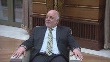Irak Başbakanı Al Abadi Cumhurbaşkanlığı Sarayı'nda