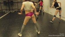 New Twerk Choreo By Dhq Fraules - Travis Porter Bring İt Back