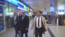 Ağca Türkiye'ye Döndü