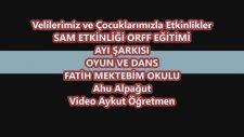 Ayı Şarkısı Orff Eğitimi Veliler İle Sam Etkinliği Fatih Mektebim Okulu