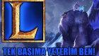 League Of Legends - Tek Tabanca Nunu 2 Levelde Ejder Alıyor!