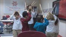 Ritim ve Baget Dansı Ormanda Tavşanlar Orff Eğitimi Fatih Mektebim Okulu