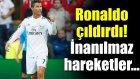 Ronaldo, Dubai'de Yine Şov Yaptı!