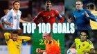 2014'ün En İyi 100 Golü