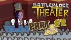 Battleblock Part #2 | İlk Bölümden Sonra Kolay Geldi Sanki | W/ Firestarterr
