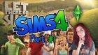Kim'e Merhaba Diyin! | The Sims 4 #1