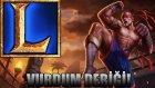 League Of Legends - Lee Sinden Güzel Yumruklar Ve Tekmeler