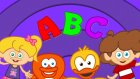 ABC Song (İngilizce) - Sevimli Dostlar Çizgi Film Çocuk Şarkıları Videoları
