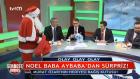 Adnan Aybaba Noel Baba Oldu