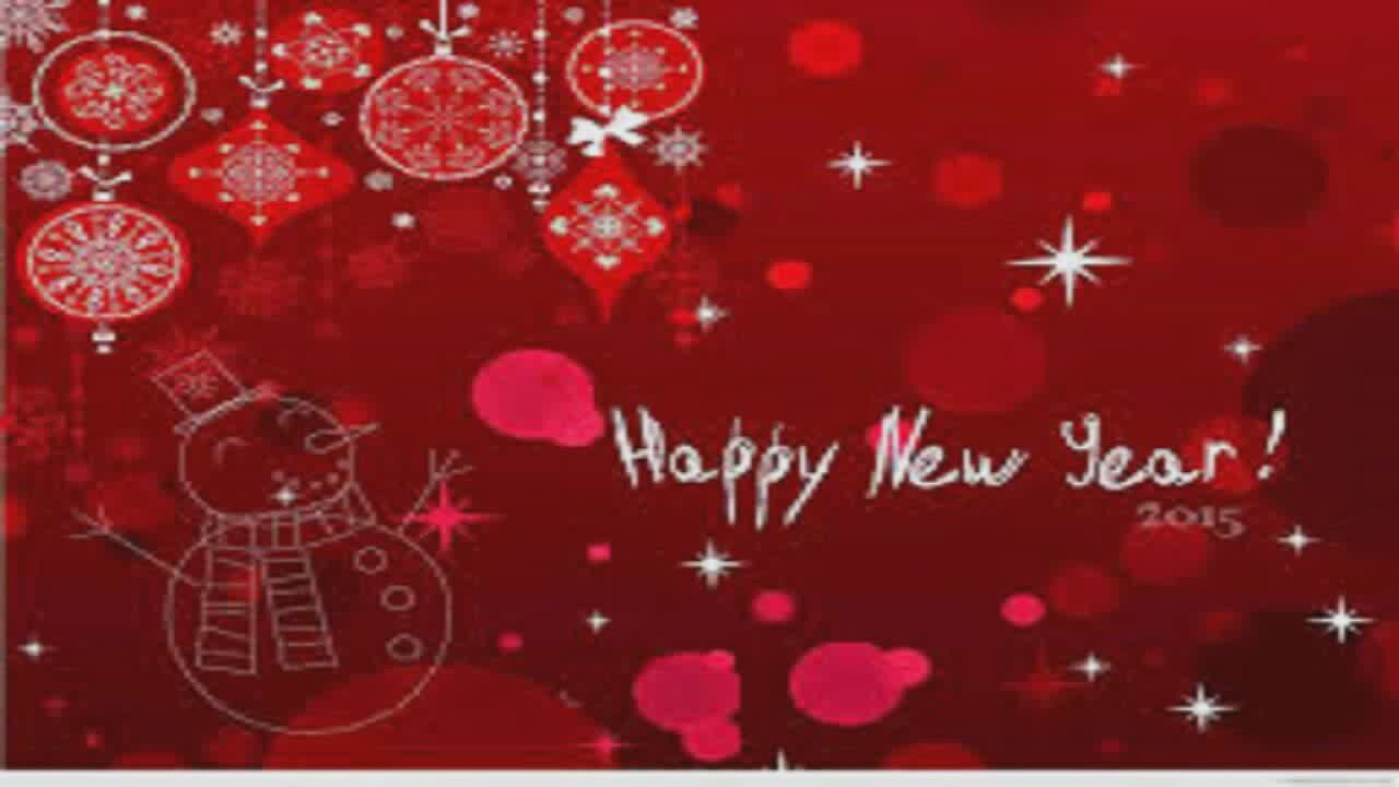 Happy New Year 2015 Song ( Abba & Remix) - Merry Christmas 2015 ...