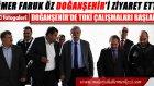 Malatya Haber Doğanşehir Belediye Başkanı Vahap Küçük Ömer Faruk Öz