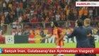 Selçuk İnan, Galatasaraydan Ayrılmaktan Vazgeçti