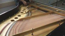 Cumhuriyetin İlk Piyanoları Restore Ediliyor