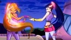 Winx Club - Bebekler - Magical Hair