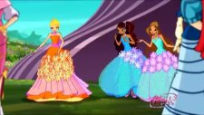 Winx Club - Bebekler - Flower Princess