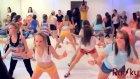 Böylesini Görmediniz Rus Dans Eğitmeni Kopuyor