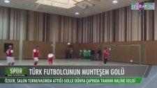 Türk Futbolcunun Muhteşem Golü