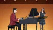 Piyano Resitali Ötme Bülbül Şen Değil Bağım Dost Senin Derdinden Ben Yana Bin Yıl  Ben Solfej Armoni