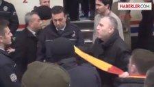 Galatasaray Taraftarları YHTde Olay Çıkardı, Sefer 1 Saat Gecikti
