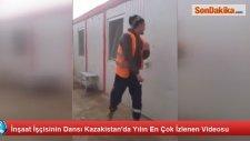 İnşaat İşçisinin Dansı, Yılın En Çok İzlenen Videosu Oldu