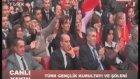 Kutlu Dilek Atilla Yılmaz 2013 Türk Gençlik Kurultayı
