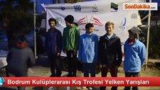 Bodrum Kulüplerarası Kış Trofesi Yelken Yarışları