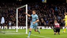 Manchester City 2-1 Sheffield Wednesday (Maç Özeti)