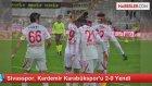 Sivasspor, Kardemir Karabüksporu 2-0 Yendi
