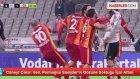 Cüneyt Çakır: Veli, Parmağını Sneijderın Gözüne Soktuğu İçin Attım