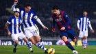 Real Sociedad 1-0 Barcelona - Maç Özeti (4.1.2015)