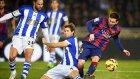 Real Sociedad 1-0 Barcelona (Maç Özeti)
