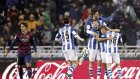 Real Sociedad 1-0 Barcelona (Maç Özeti