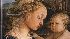 Fra Filippo Lippi, Meryem İsa ve İki Melek  (, Madonna and Child with Two Angels)