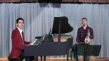 Genç Piyanist ALİ PAŞA AĞIDI Arpa Ektim Biçemedim Kemençe Piyano Van Gölü Ağıtı Kedi Yurt Ara Yurt E