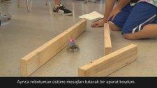 Keşif Laboratuvarı: Spout Robota Öğrenci Bakış Açısı 1