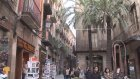 Barcelona, La Ribera (Part 2 Montcada, Picasso, Casa Gispert)