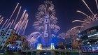 2015'e İnanılmaz Bir Görsel Şovla Giren Dubai