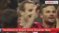 Fenerbahçeye Sürpriz Golcü Alexander Meier
