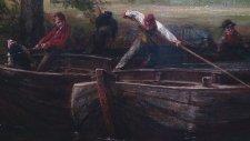John Constable, Dedham Yakınlarında Stour Nehri Manzarası