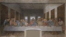 "Leonardonun ""Son Akşam Yemeği"" Tablosu (The Last Supper)"