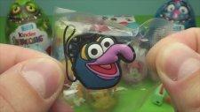 20 Kinder Maxi Sürpriz Yumurta Açma (Miki Fare / Arabalar 2 / Mini Mouse / Sünger Bob)