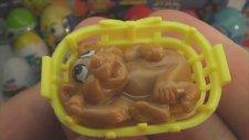 20 Kinder Sürpriz Yumurta Açma (Arabalar 2 / Tomas / Sünger Bob)