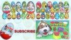 26 Kinder Maxi Sürpriz Yumurta Açma (Arabalar 2 / Oyuncak Hikayesi)